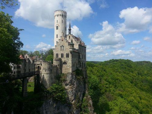 castle lichtenstein castle reutlingen