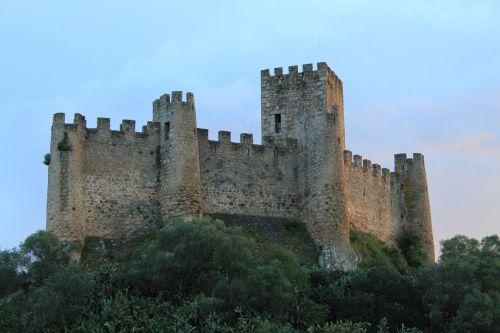 castle portugal medieval
