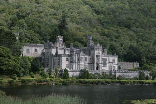 castle kylemore abbey ireland