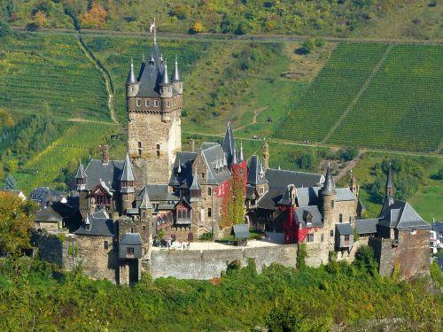 castle architecture wall