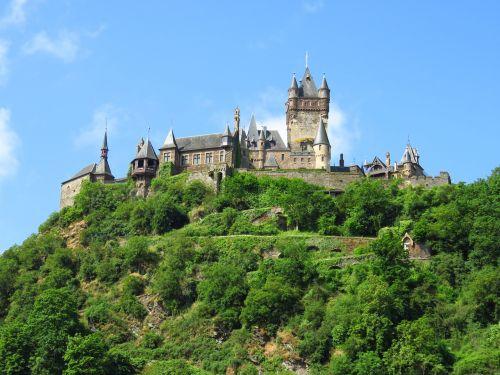 castle imperial castle cochem