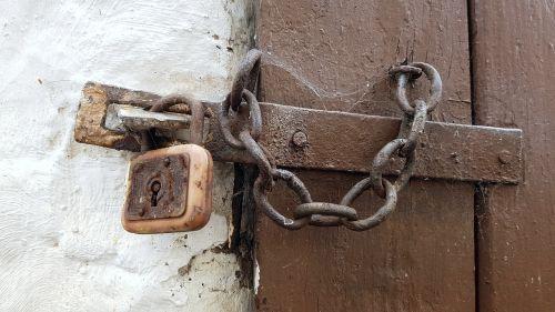 castle chain lock u-lock