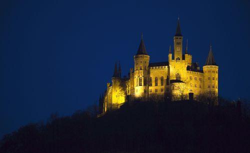 castle hohenzollern hohenzollern castle