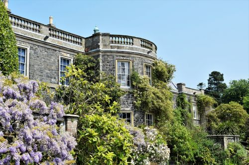 castle garden architecture