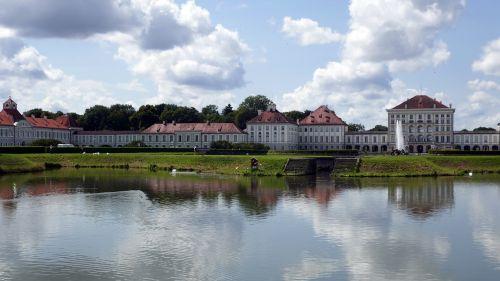 castle nymphenburg recreational area