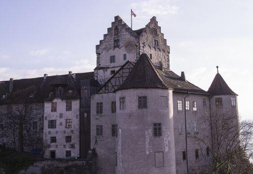 castle meersburg lake constance