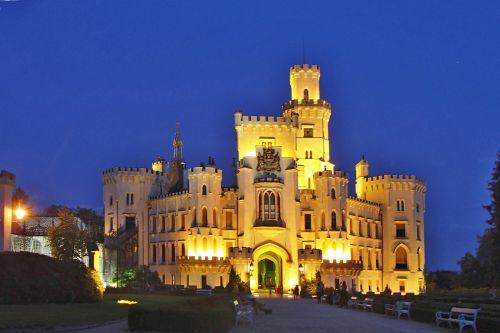 castle czech czech republic