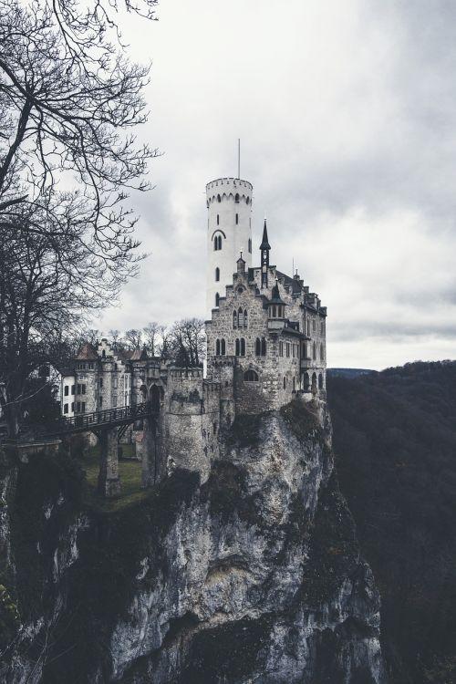 castle lichtenstein knight's castle