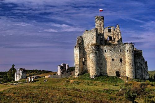 castle mirow castle in mirow