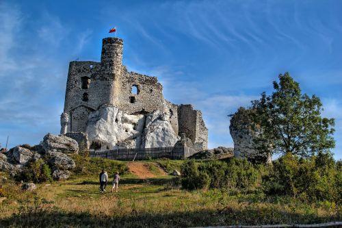 castle mirow monument
