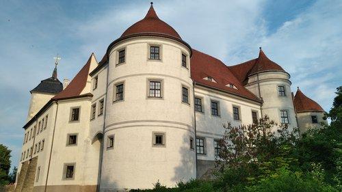 castle  nossen  saxony