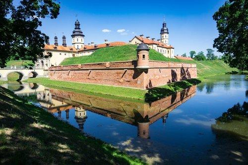 castle  belarus  shults