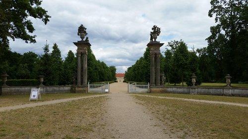 castle  rheinsberg  brandenburg
