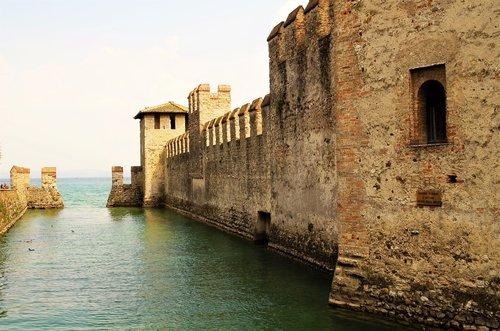 castle  rocca  torre