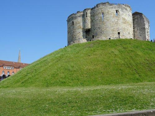 castle  york  england