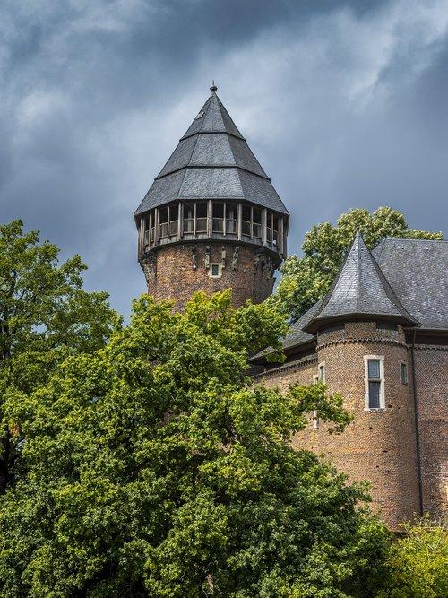 castle  linn  fortress