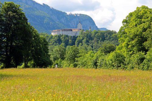 castle aschau hohenaschau