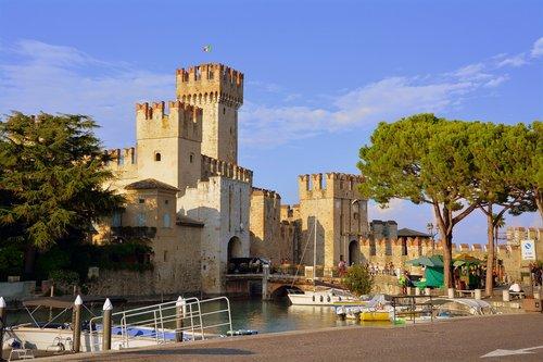 castle  porto  boats