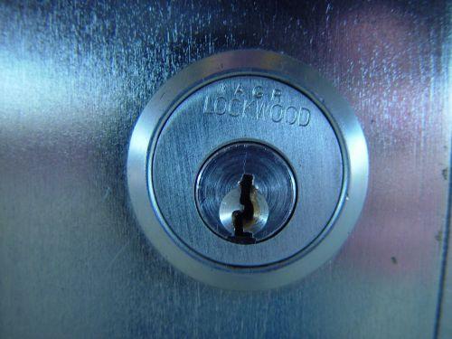 castle key security lock