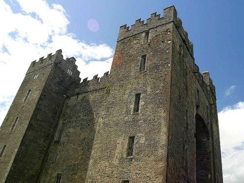 castle bunratty castles