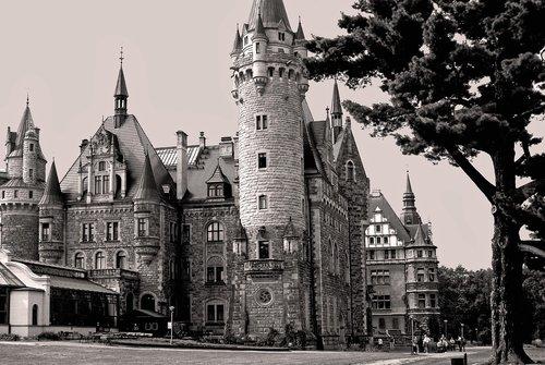 castle  building  architecture