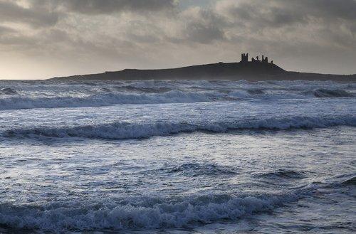 castle  northumbria  northumberland