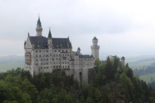 castle  kristin  bavaria