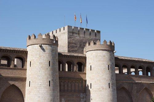 castle  catalonia  fortress