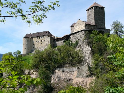 castle meran south tyrol