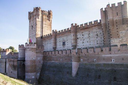 castle  old  medieval