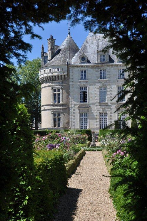 castle  the lude  park