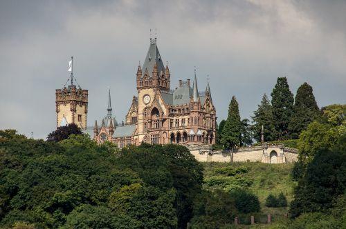 castle rheinaue bonn