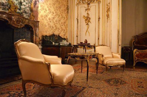 castle sanssouci baroque