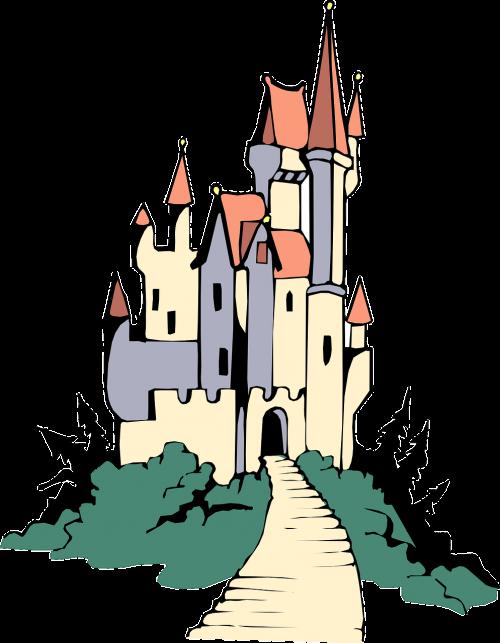 castle royal path