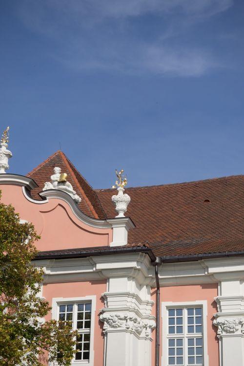 castle meersburg building