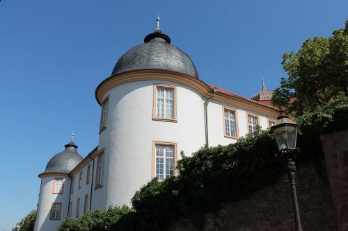castle ettlingen historically