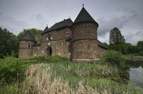 castle vondern oberhausen