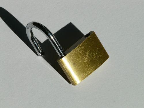 castle padlock sure