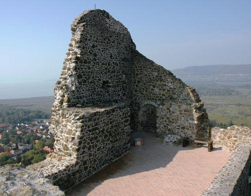 castle rom hungary