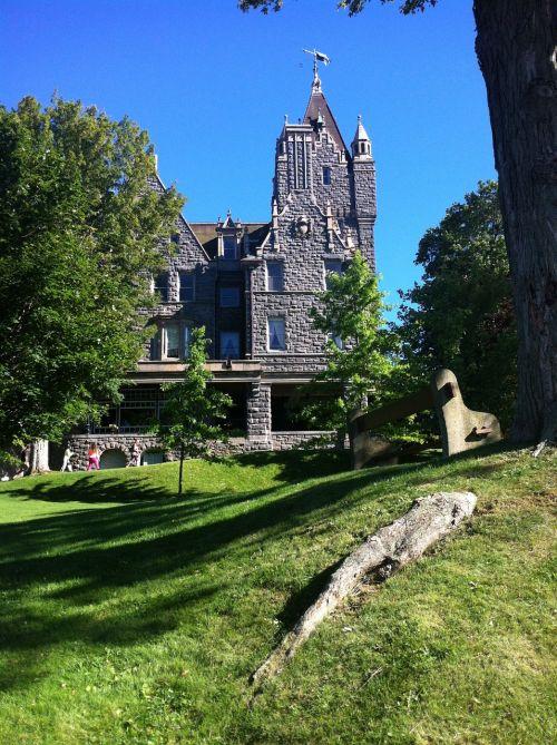 castle architecture thousand islands