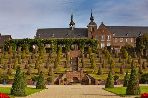 castle schlossgarten park