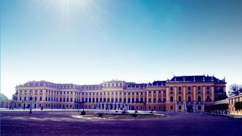 castle vienna austria