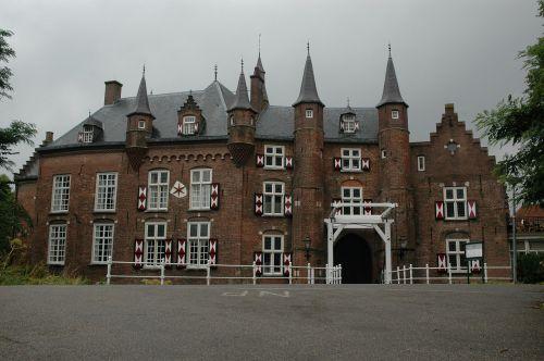 castle maurick old