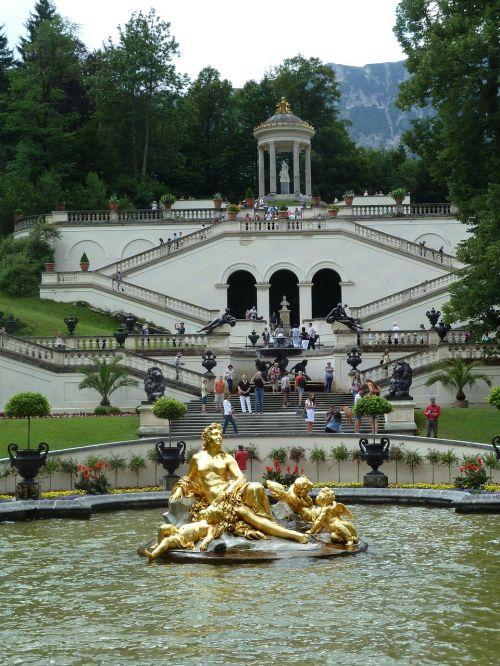 castle bavaria historical