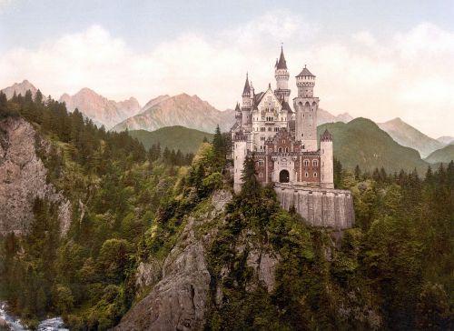 castle kristin fairy castle