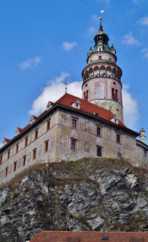 castle monument czech republic