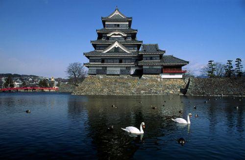 castle japan matsumoto