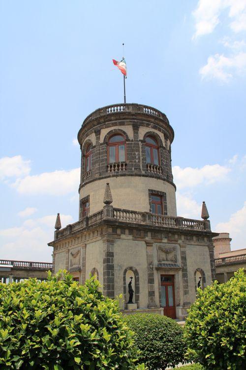 castle chapultepec park