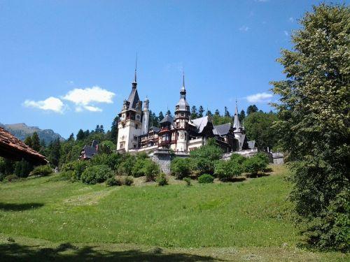 castle king's residence peles