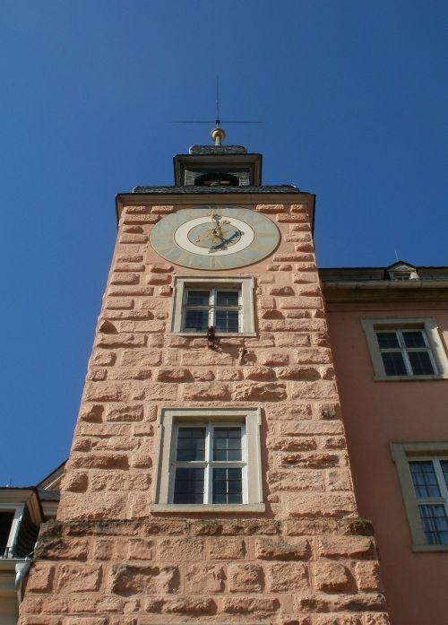 castle palace schwetzingen